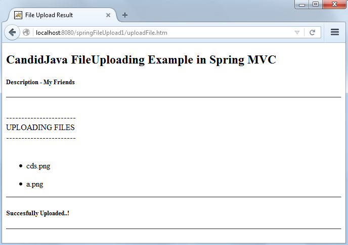 spring mvc tutorial with example pdf